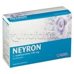 Neyron Integratore con Vitamine per Benessere Nervi 20 Bustine