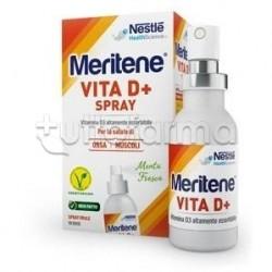 Meritene Vita D+ Spray con Vitamina D per Ossa 18ml