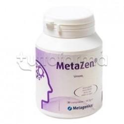 MetaZen Integratore per Umore e Memoria 30 Compresse