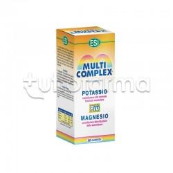 ESI Multicomplex Magnesio e Potassio 90 Capsule