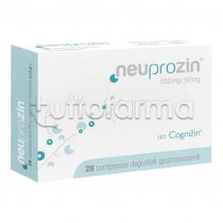 Neuprozin per Benessere Nervi e Antiossidante 28 Compresse