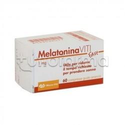 Melatonina Viti Fast Azione Rapida per Sonno 60 Compresse