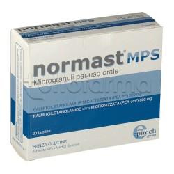 Normast MPS Bustine per Sistema Nervoso e Infiammazione 20 Bustine