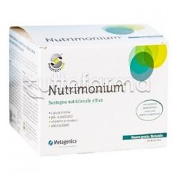 Nutrimonium Naturale con Fermenti Lattici e Vitamine per Intestino 28 Bustine