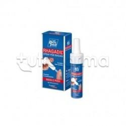 Rhagadil Spray per mani e piedi da 9ml per 80 applicazioni