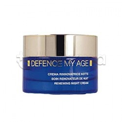 BioNike Defence My Age Crema Rinnovatrice Notte 50 ml