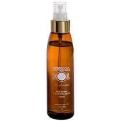 Dermasol Solaire Olio Spray Abbronzante Corpo Protezione Bassa 125 ml