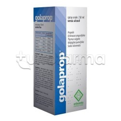 Golaprop Spray Gola 50ml