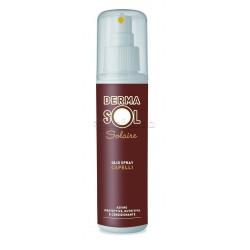 Dermasol Solaire Olio Spray Capelli con Protezione 125 ml