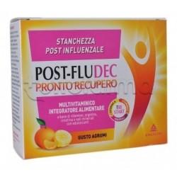 Post FluDec Recupero da Influenza e Raffreddore 12 Bustine