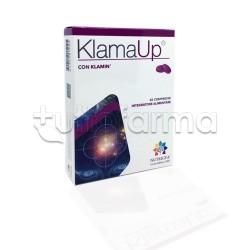 Nutrigea KlamaUp Integratore contro lo Stress 30 Compresse