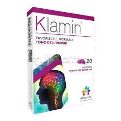 Klamin Gocce con Alga Klamath per Tono Umore 50ml