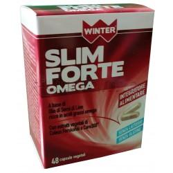 Winter Slim Forte Omega Integratore per Perdita di Peso 48 Capsule