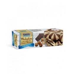 Giuliani Giusto Medaglioni Cacao Nocciole Senza Zucchero 175g