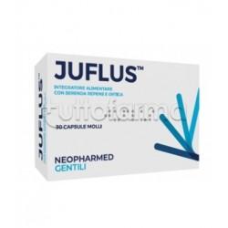 Juflus Integratore per Prostata Uomo 30 Capsule Molli