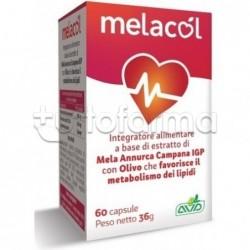 Melacol Integratore per Benessere Cuore 60 Capsule