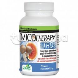 Micotherapy TRD Integratore per Tiroide 70 Capsule