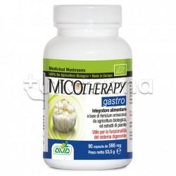 Micotherapy Gastro Integratore per Benessere Gastrointestinale 90 Capsule