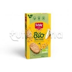 Schar Bio Apple Bisco Biscotti Alla Mela Senza Glutine 105gr
