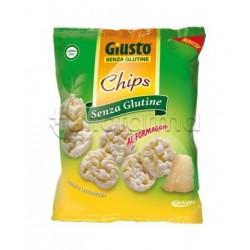 Giuliani Giusto Chips Gusto Formaggio Senza Glutine Per Celiaci 30g