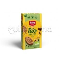 Schar Bio Choco Bisco Biscotti Al Cioccolato Senza Glutine 105gr