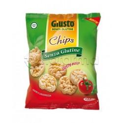 Giuliani Giusto Chips Gusto Pizza Senza Glutine Per Celiaci 30g