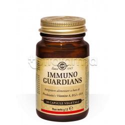 Solgar Immuno Guardians per le Difese Immunitarie 30 Capsule Vegetali