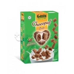 Giuliani Giusto ChocoPaff Dark Senza Glutine Per Celiaci 300g