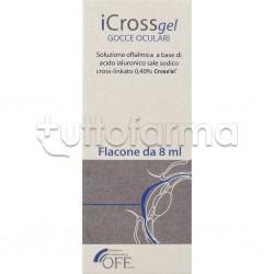 iCross Gel Oftalmico Flacone 8ml