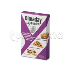 Dimaday Sugar Control 30 Compresse