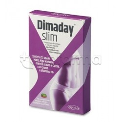 Dimaday Slim Integratore per Controllo del Peso 15 Compresse