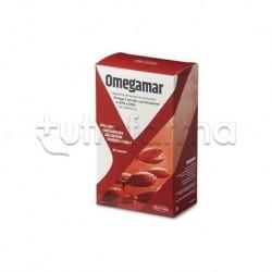 Omegamar Integratore per Benessere Cardiovascolare 60 Capsule