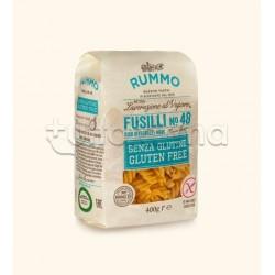 Rummo Fusilli N48 Pasta Senza Glutine 400gr