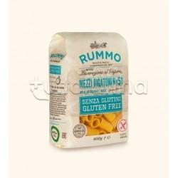 Rummo Mezzi Rigatoni N51 Pasta Senza Glutine 400gr