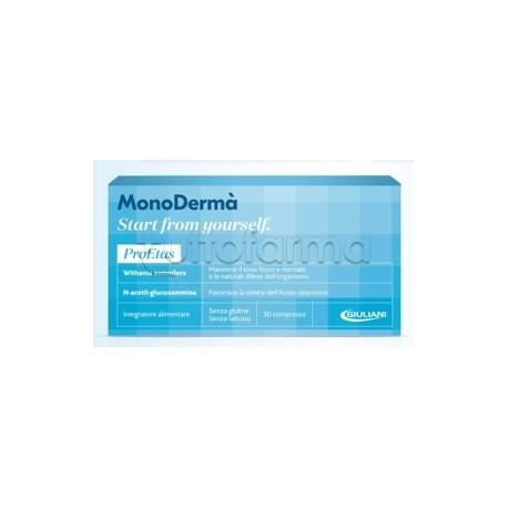 MonoDerma ProEtas Integratore Anti-invecchiamento 30 Compresse