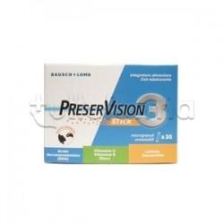 Preservision 3 Integratore per Vista e Salute Occhi 30 Bustine Orosolubili