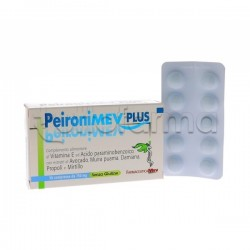 Peironimev Plus Integratore per Funzionalità Pene Maschile 30 Compresse