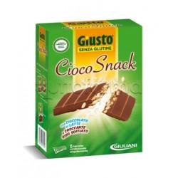 Giuliani Giusto CiocoSnack Latte Senza Glutine Per Celiaci 5x25g