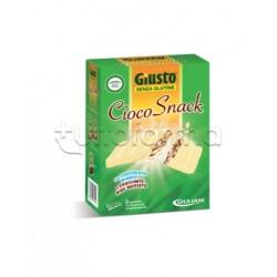Giuliani Giusto CiocoSnack Bianco Senza Glutine Per Celiaci 125g