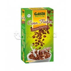 Giuliani Giusto Cornflakes Cacao Senza Glutine Per Celiaci 250g