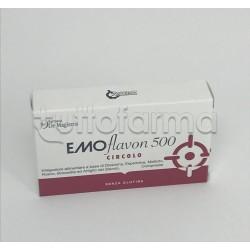 EmoFlavon 500 Circolo Integratore per Circolazione 30 Compresse