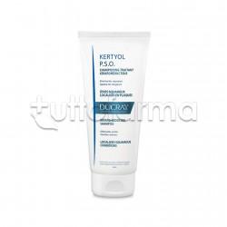 Ducray Kertyol P.S.O. Shampoo Antiforfora Squame a Placche 125 ml