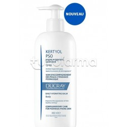 Ducray Kertyol P.S.O Balsamo Idratante per Psoriasi 400ml