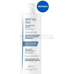Ducray Kertyol P.S.O Gel Detergente per Psoriasi 400ml