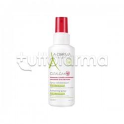 A-Derma Cutalgan Spray Ultra Lenitivo Anti-dolorifico per la Pelle 100ml