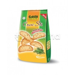 Giuliani Giusto Croc-Sti Crostini Mediterraneo Senza Glutine Per Celiaci 75g