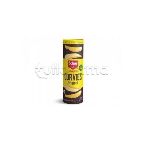 Schar Curvies Original Patatine Senza Glutine Gusto Classico 170gr