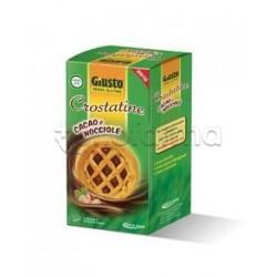 Giuliani Giusto Crostatine Cacao Nocciola Senza Glutine Per Celiaci 180g