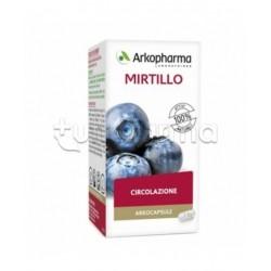 Arkocapsule Mirtillo Bacche Integratore per Microcircolo e Gambe 130 Capsule