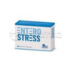 Biofarmex Enterostress Integratore per Intestino 20 Compresse